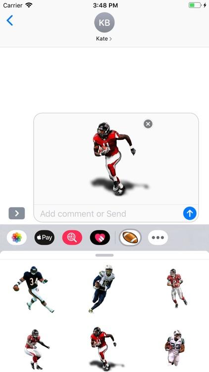 Football - Stickers Pack screenshot-3