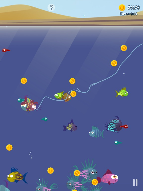 Fisherman screenshot 8