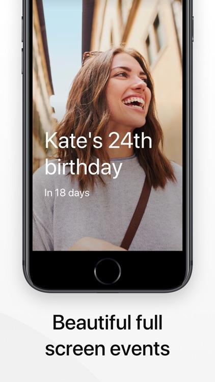 Days • Event Countdown screenshot-3