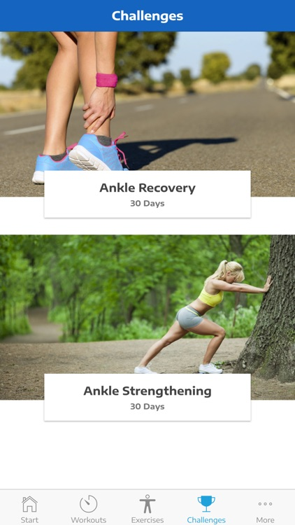 Ankle Exercises screenshot-5