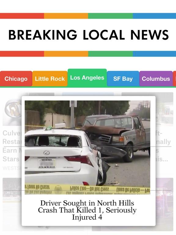 iPad Image of SmartNews: Local Breaking News