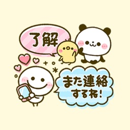 stickman and panda