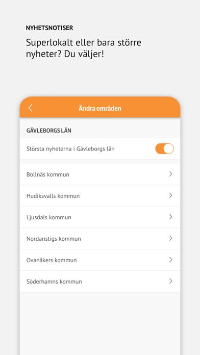 Helahälsingland Nyhetsapp på PC