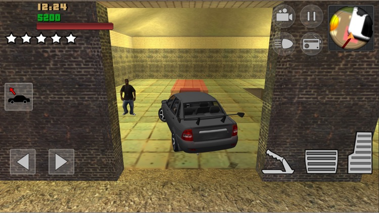 Real City Russian Car Driver screenshot-4
