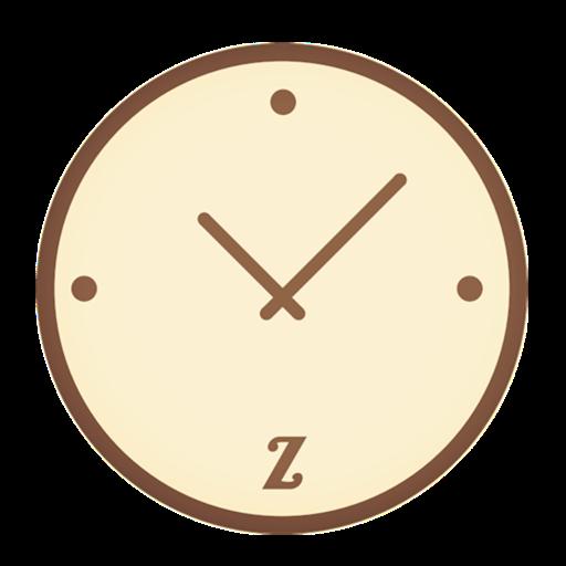 zClock - 置顶时钟, 倒计时, 网速显示