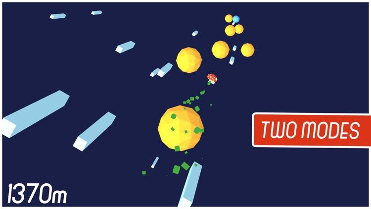 Jump Road 3D: Color Balls Run screenshot-3