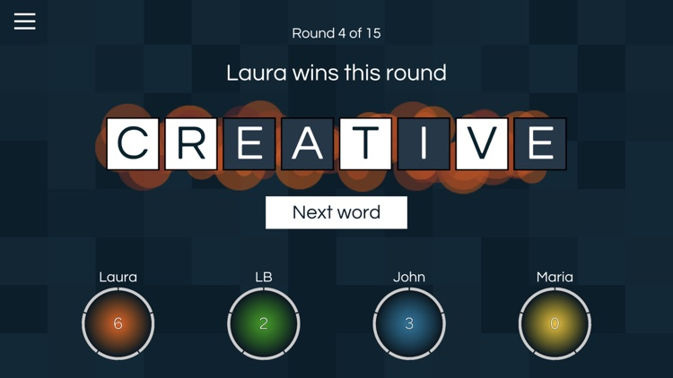 Backword - The Word Game screenshot-4