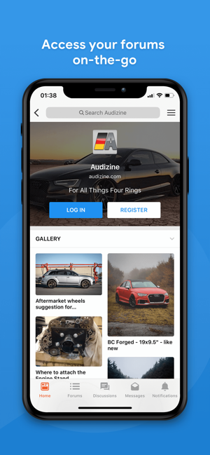 Tapatalk - 200,000+ Forums on the App Store