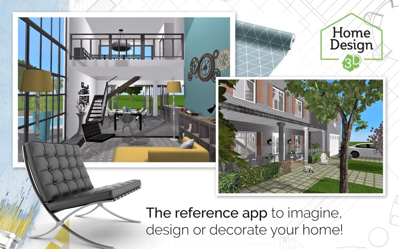 Home Design 3D screenshot 1