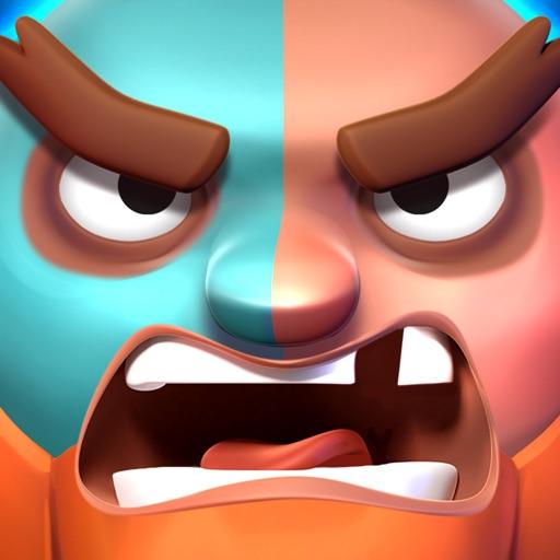 Smashing Four: PVP Smash Hit! iOS Hack Android Mod