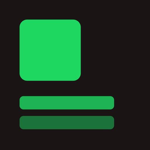 Widget for Spotify