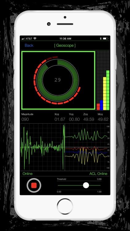 Ghost Science M3 screenshot-7