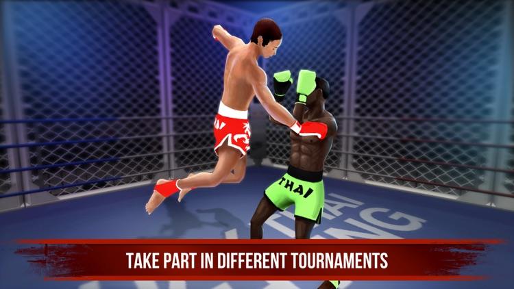 Muay Thai Fighting: Real Fight screenshot-3