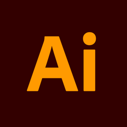 Ícone do app Adobe Illustrator