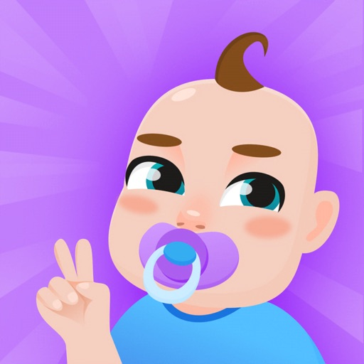 Welcome Baby 3D free software for iPhone and iPad