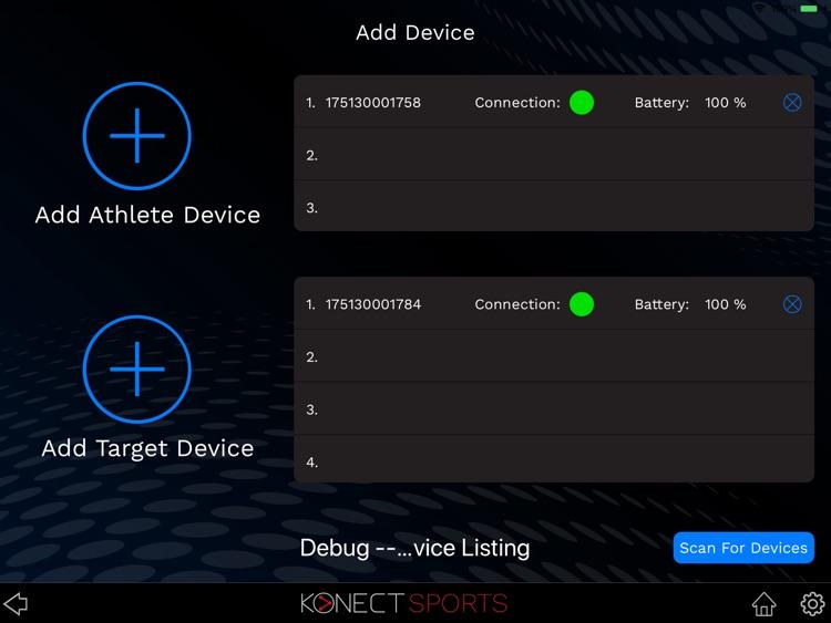 Konect Sports Speed Pro screenshot-4