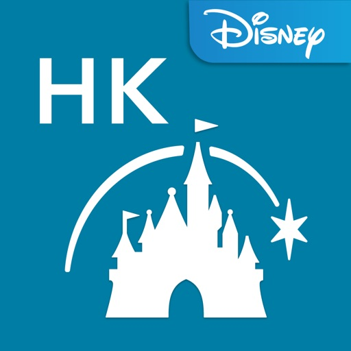 Hong Kong Disneyland icon