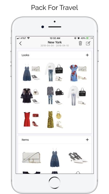 Smart Closet - Fashion Style screenshot-8