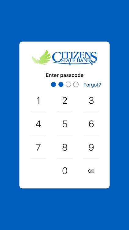 CSBI Mobile Banking screenshot-4