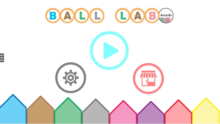 Ball Lab Arcade by Tristan Williams