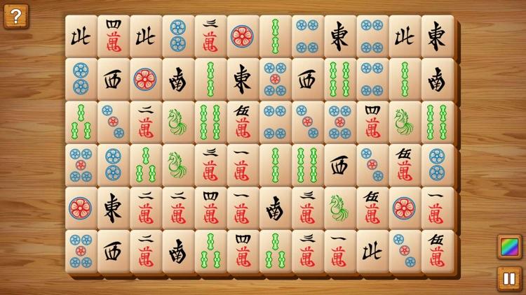 Majong Games screenshot-4