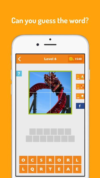 PicFun Word Puzzle screenshot-0