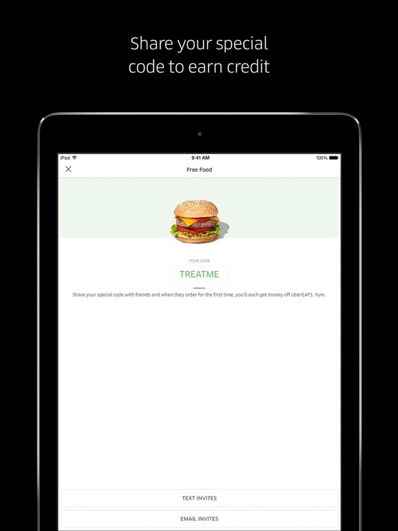 Uber Eats のお料理配達のおすすめ画像4