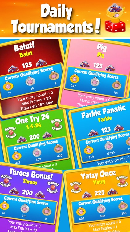 Dice World® 6 Fun Games screenshot-4