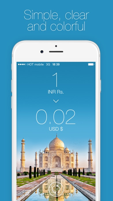 Change - Currency Converter Screenshots