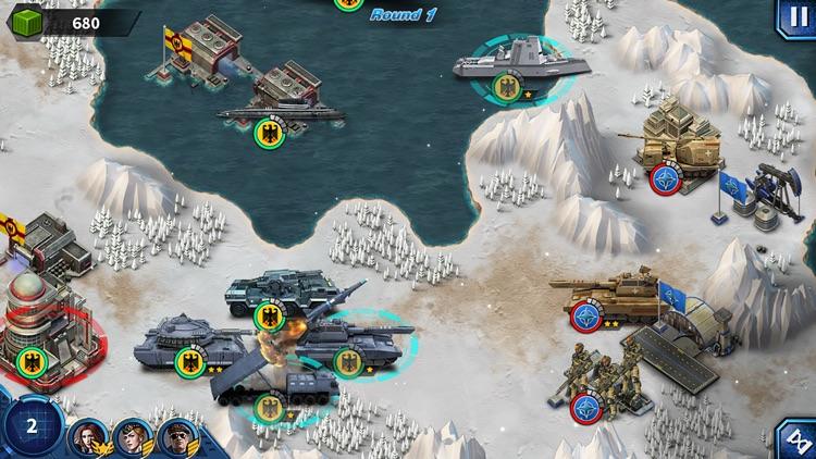 Glory of Generals 2 screenshot-3