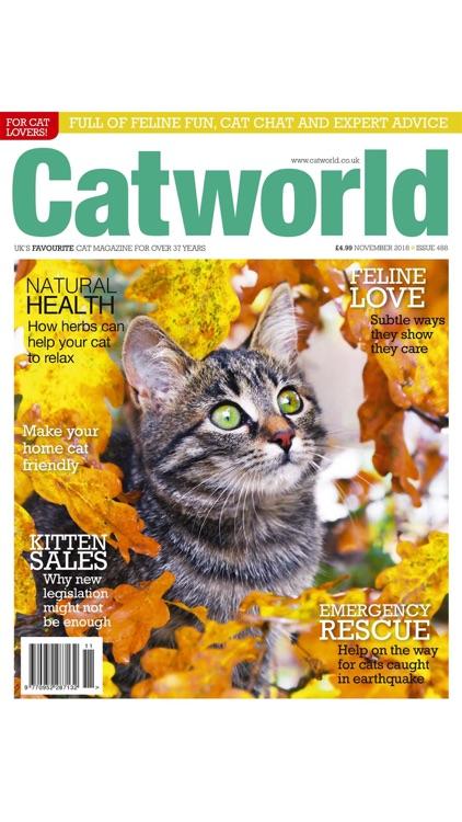 Catworld Magazine screenshot-3