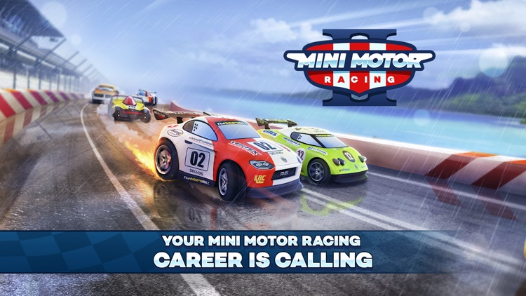 Mini Motor Racing 2 : Drift RC screenshot-4