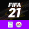 App Icon for EA SPORTS™ FIFA 21 Companion App in Italy IOS App Store
