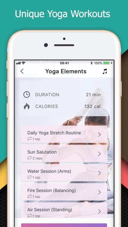FitReady: Fitness & Yoga screenshot-3