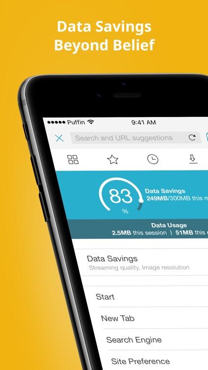 Puffin Web Browser screenshot-4