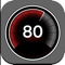 App Icon for GPS Digital Speed Tracker App in Peru IOS App Store