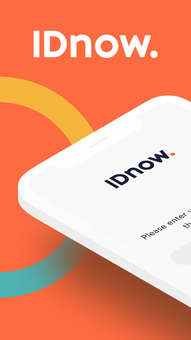 Screenshot #1 pour IDnow Online-Ident