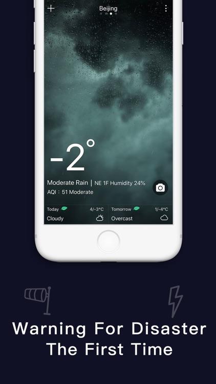 Live Weather- local forecast. screenshot-5