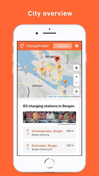 ChargeFinder: Public Charging screenshot-4