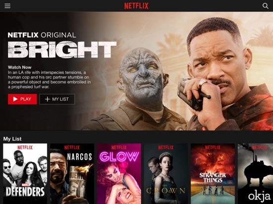 Screenshot #1 for Netflix