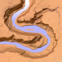 Scenic Map
