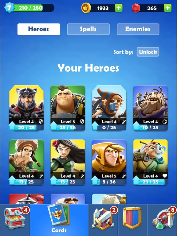 Darkfire Heroes screenshot 16
