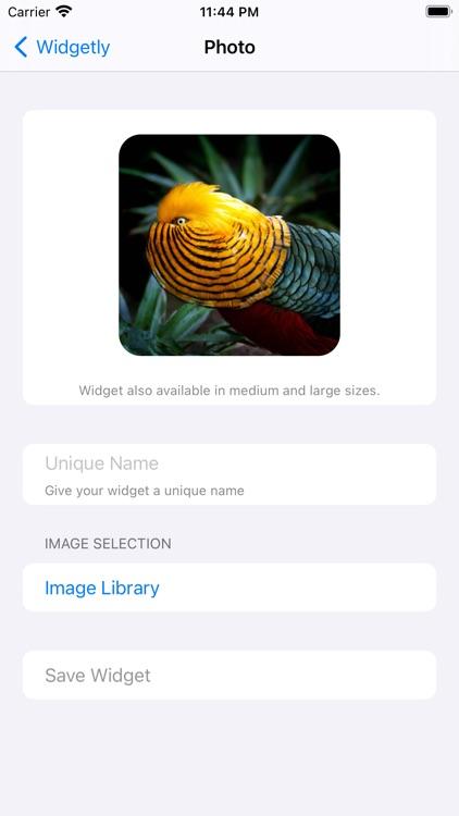 Widgetly screenshot-9