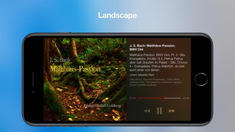 Scarbo - Music Player screenshot-5