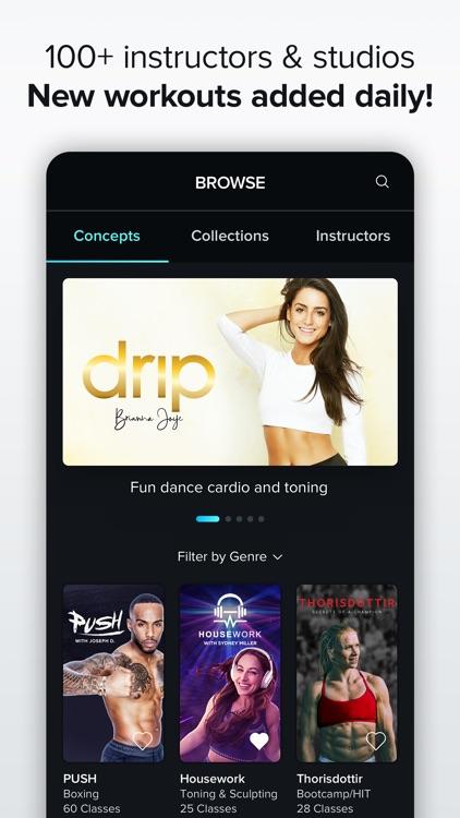 NEOU: Fitness & Exercise App screenshot-0