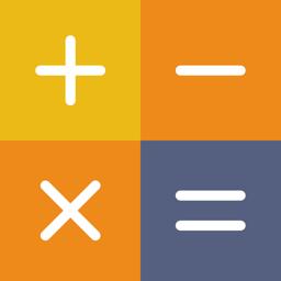 Ícone do app Calcvier - Keyboard Calculator