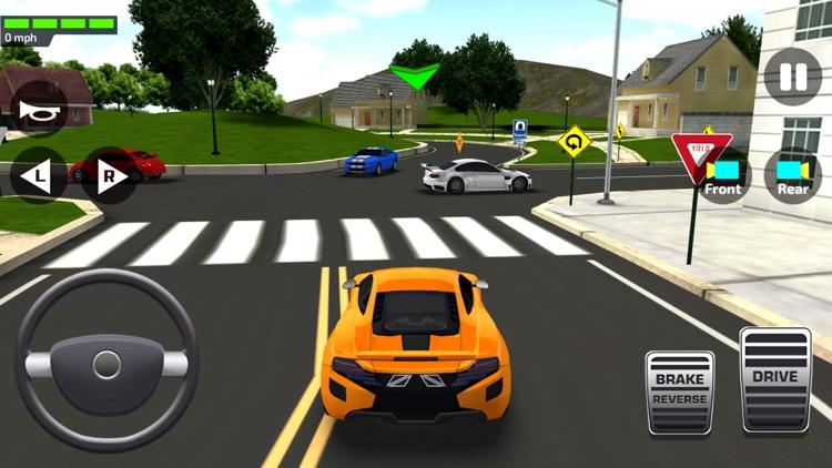 School Bus Simulator Game 3D screenshot-7