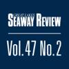 Harbor House Publishers - Seaway Review Vol 47 No 2  artwork