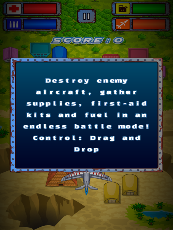 AIR WAR FARE screenshot 8