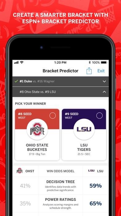 download ESPN Tournament Challenge apps 0